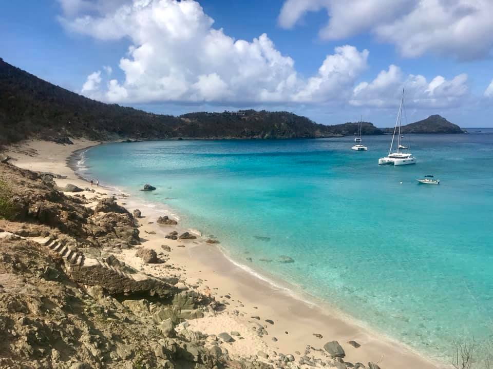 St Bart's beautiful beaches