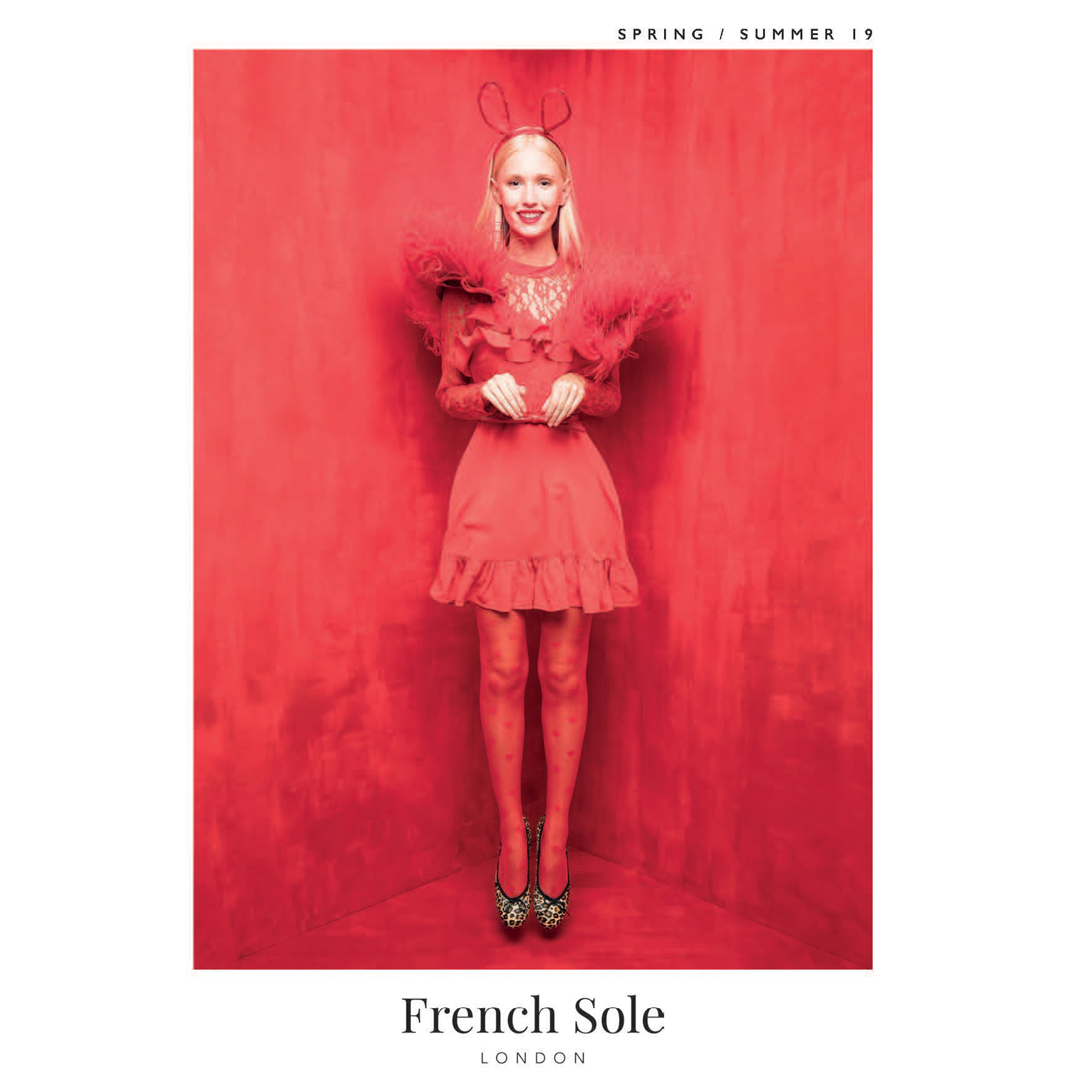 French Sole SS19 Campaign