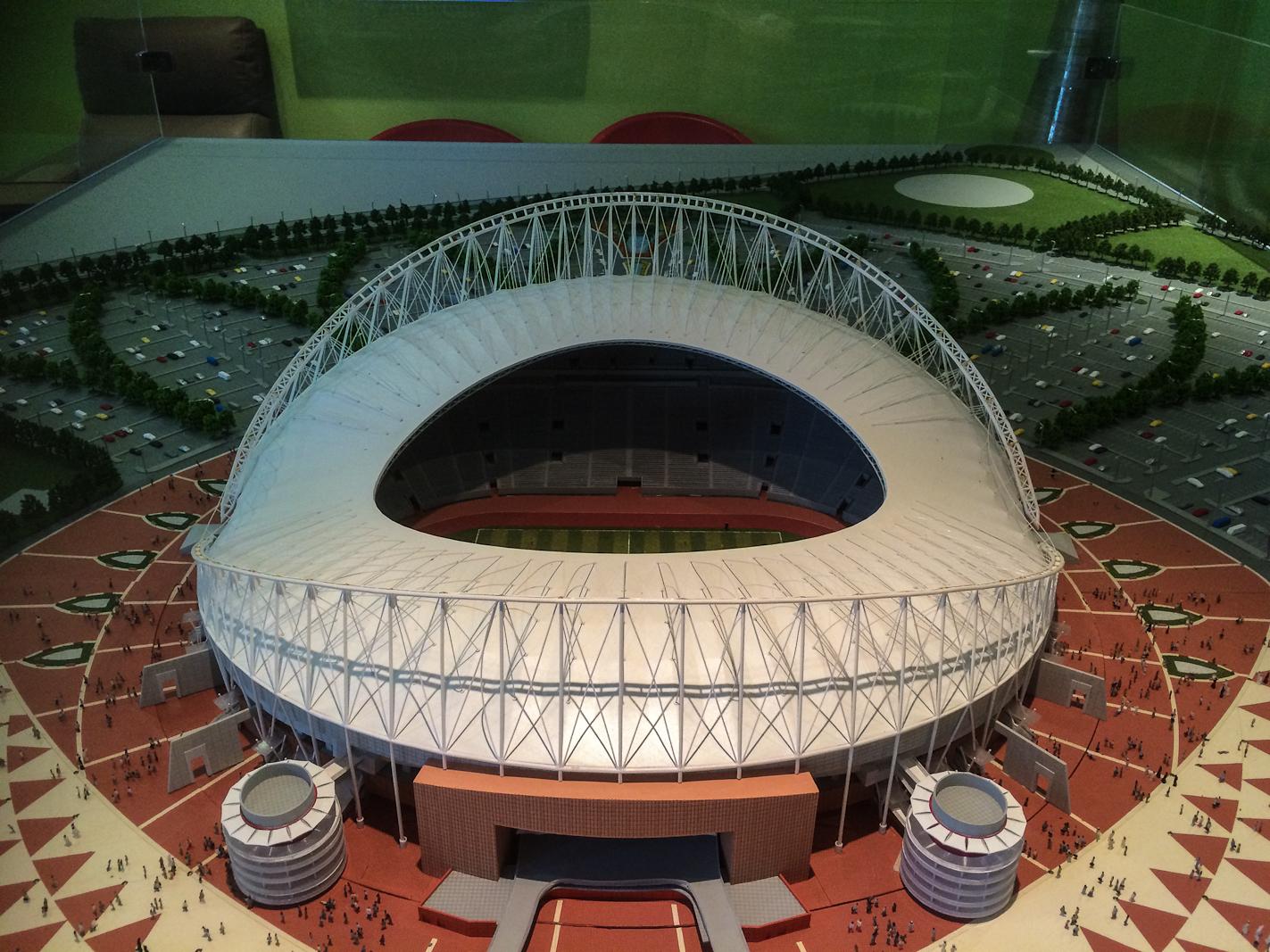 Khalifa Stadium