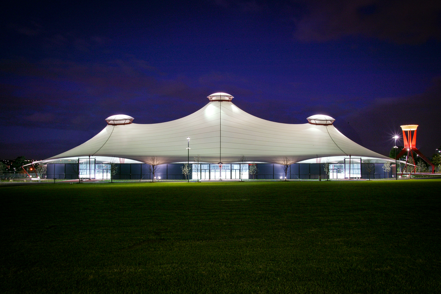 3195 Oasis Grand Pavilion Overall View at Night.jpg