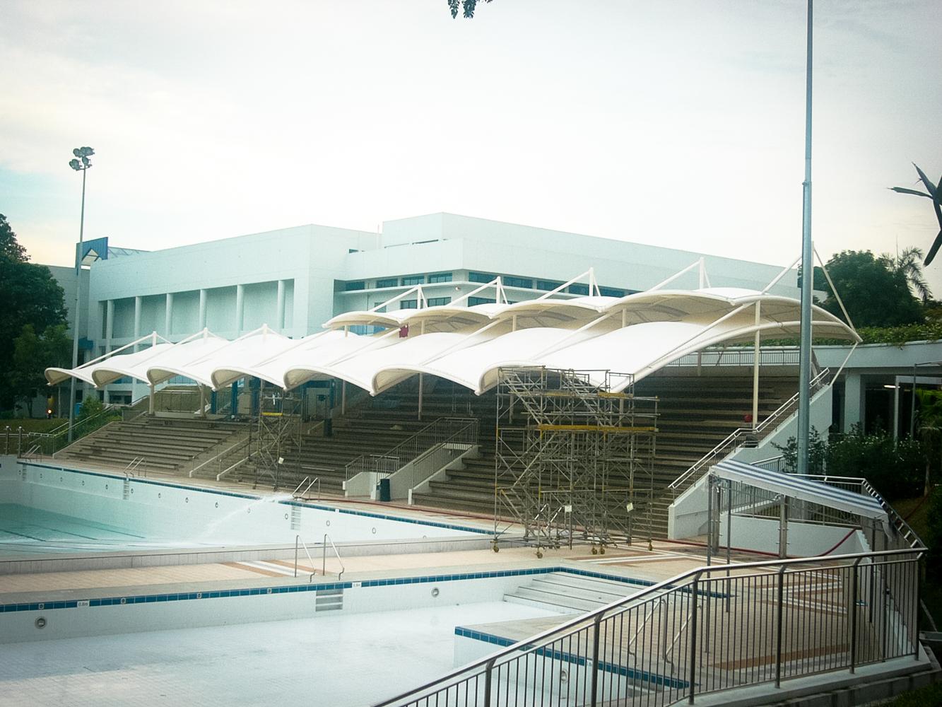 UWCSEA Pool Canopy
