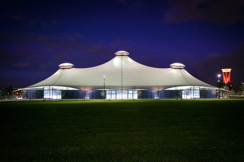 Showgrounds Grand Pavilion Melbourne