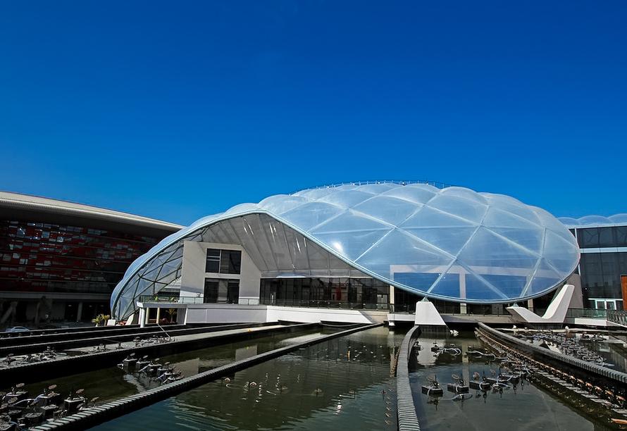 Yas Island Welcome Pavilion