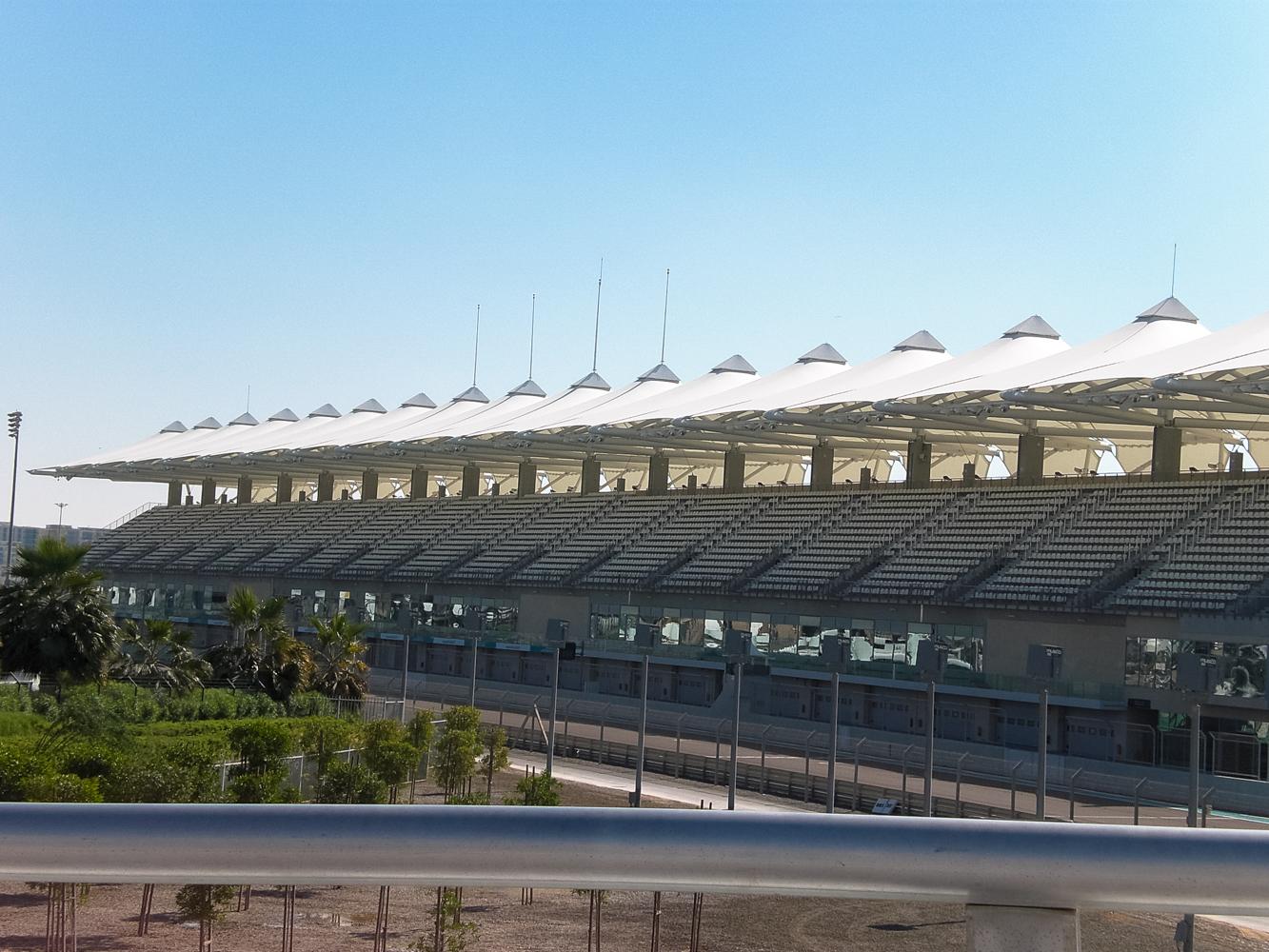 YAS F1 Marina Circuit