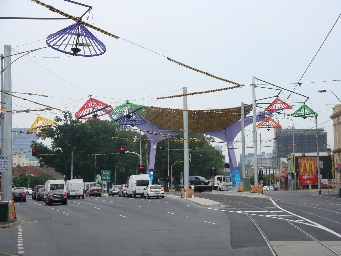 Victoria St Gateway