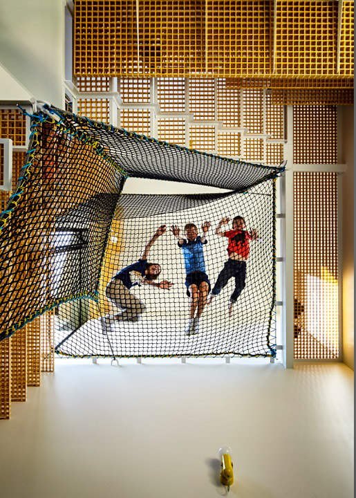 Tower House Net system
