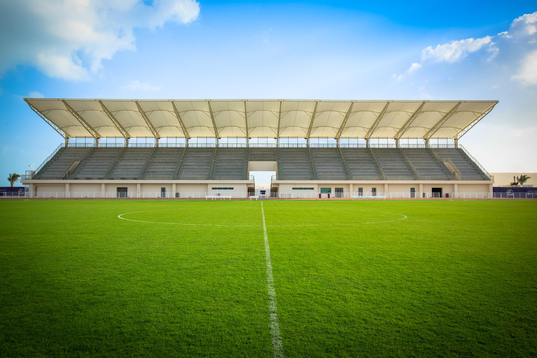 NYU Abu Dhabi Grandstand