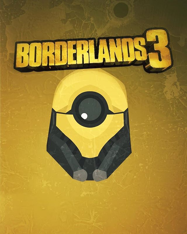 So it's about time I started working on my next cosplay.  I have been a die hard fan of the borderlands series for a while now and after seeing that the newest edition is dropping (on my birthday by the way) I knew I had to start delving into this world again.  FL4K instantly caught my attention as the one I would be playing and I cannot wait to start making him as a cosplay as well.  If all goes to plan I should have him done for Brisbane Supanova later this year.  #cosplay #borderlands #borderlands3 #fl4k #illustrator #supanova #brisnova #goldnova