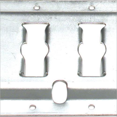 324010 - Ankerschiene Stahl verzinkt Stärke 2,5 mm