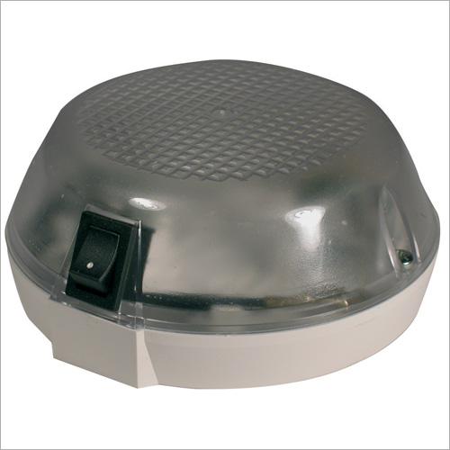 530013 -Deckenleuchte, Schalter auf Lichtscheibe, weiß