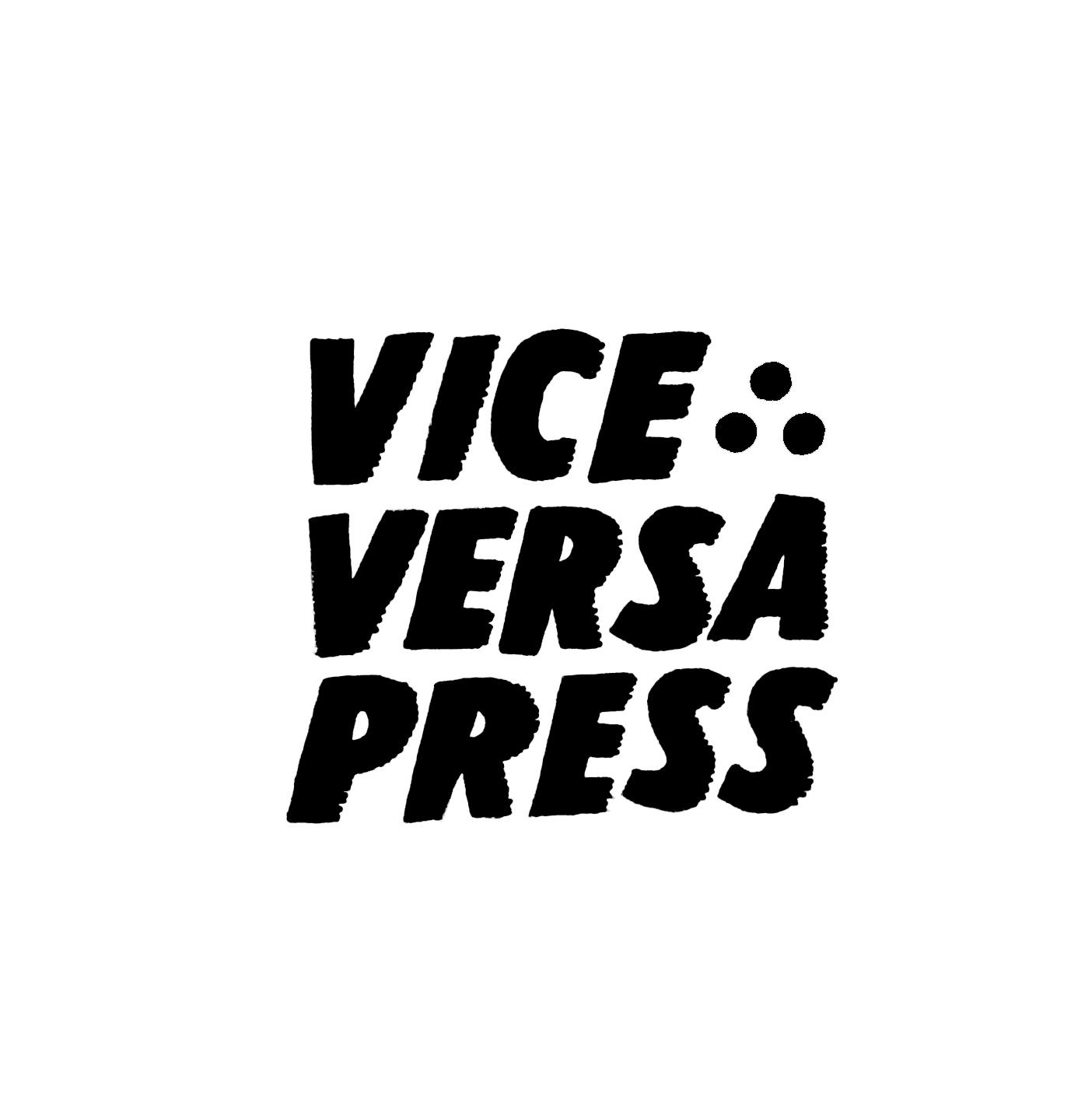 Vice Versa Press Logo Julia Arredondo