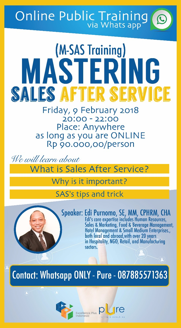 Mastering Sales After Service