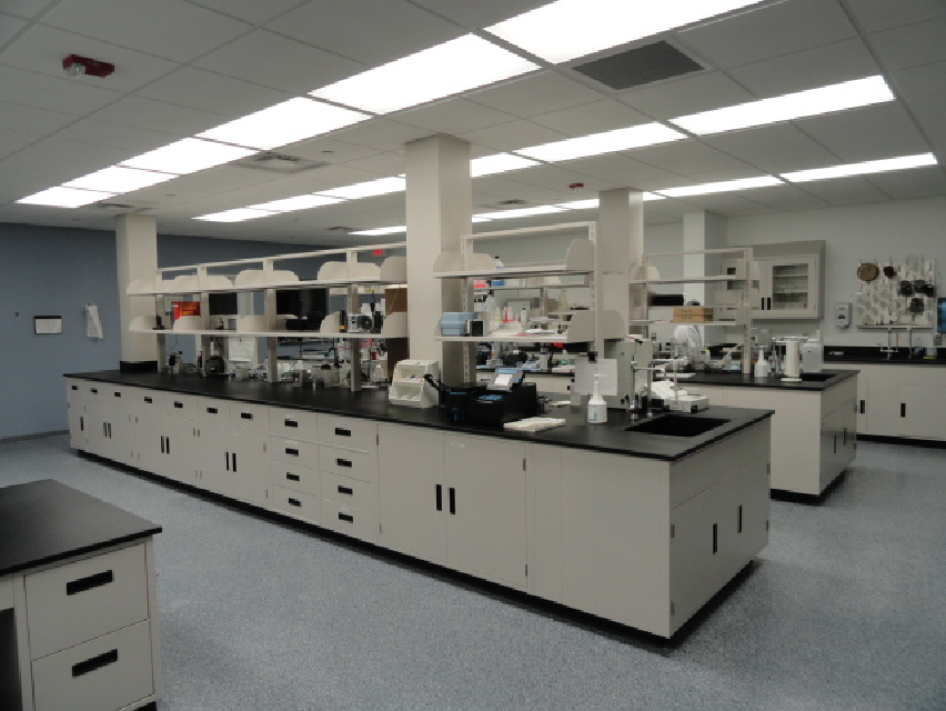Laboratory Specialists    Renovation and New Designs