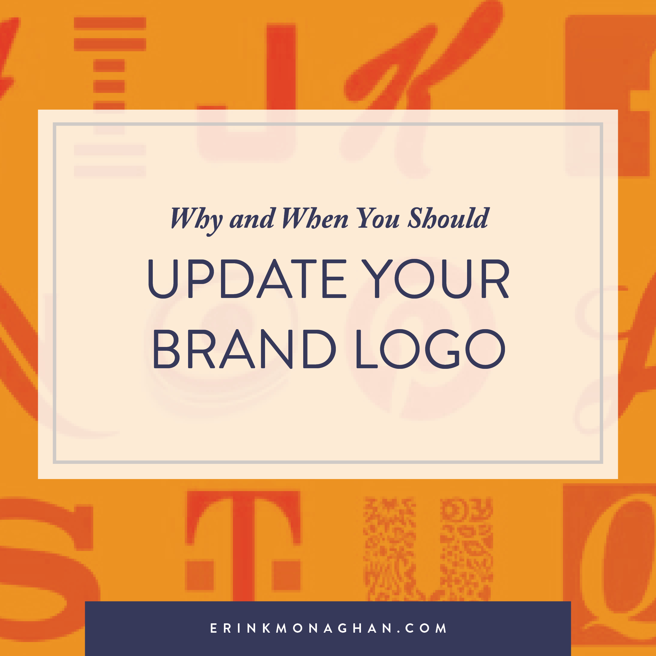 Why and When you should Update Your Brand Logo