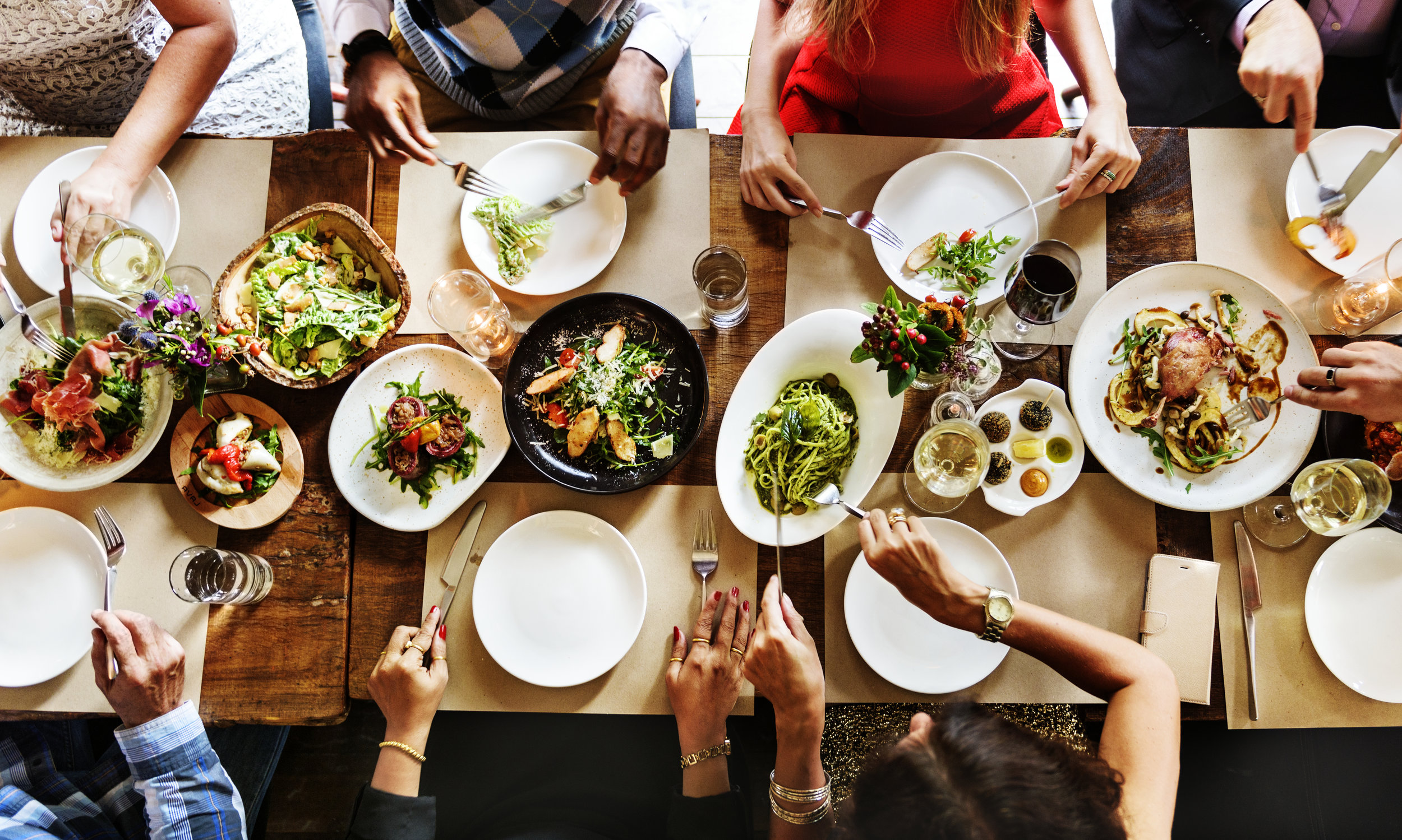 6 Tips for Holiday Eating, Keep Your Agni in Balance