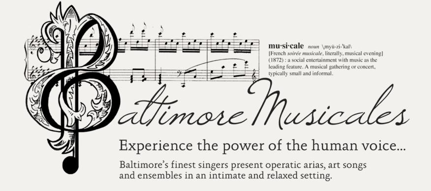 Baltimore Musicales