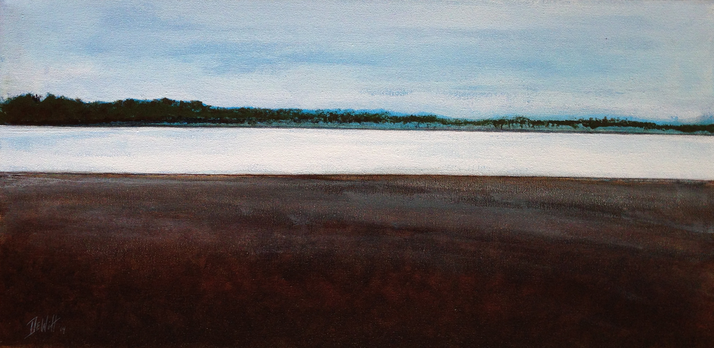 Winter Lake by David DeWitt