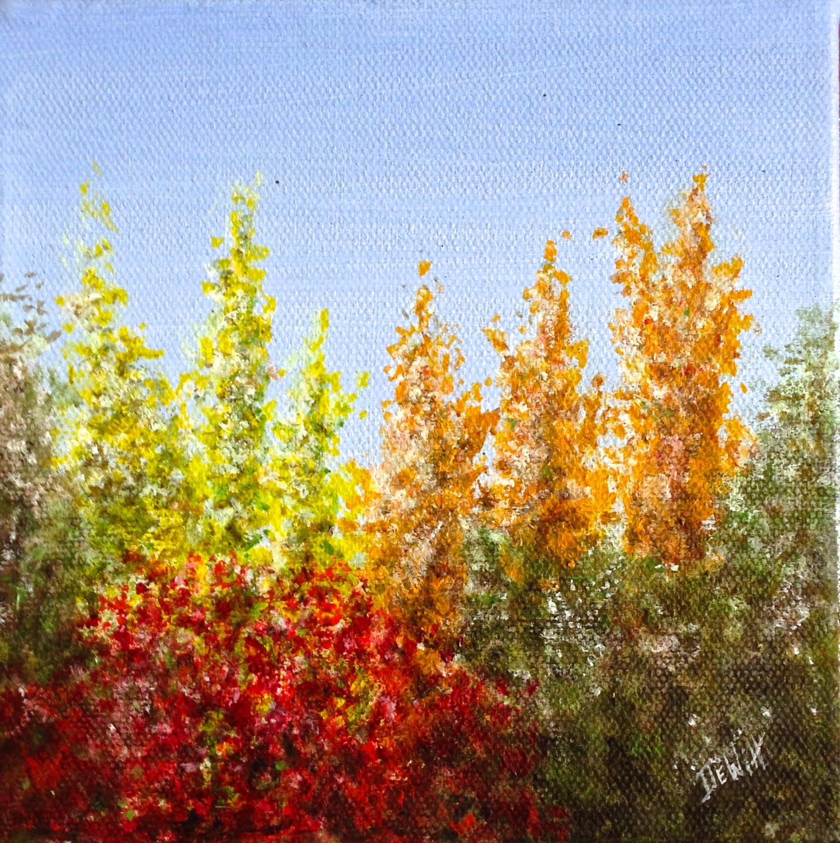 Tree Tops by David DeWitt