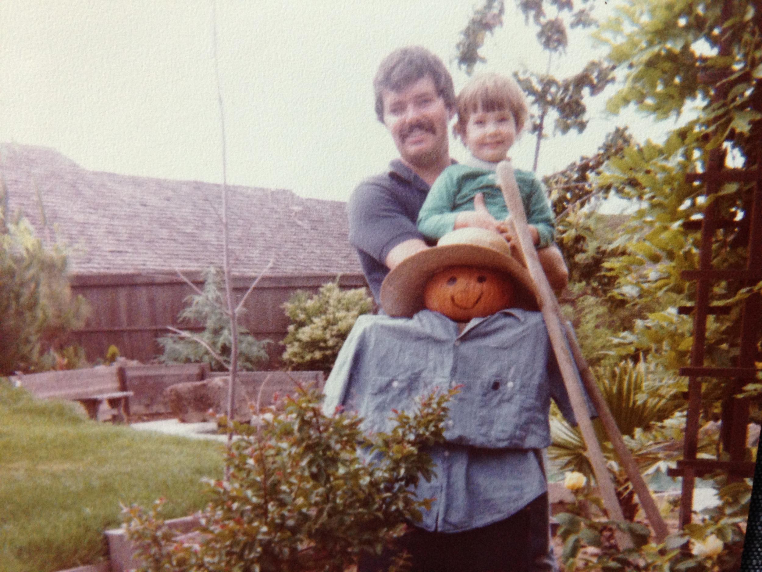 Greg Stewart with daughter Erin