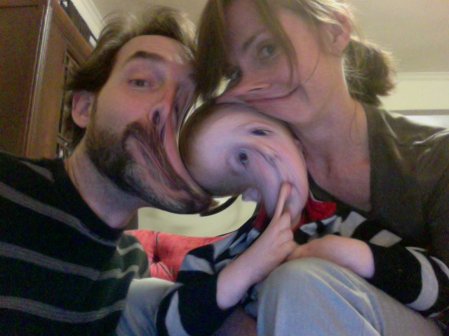 Silly family fun
