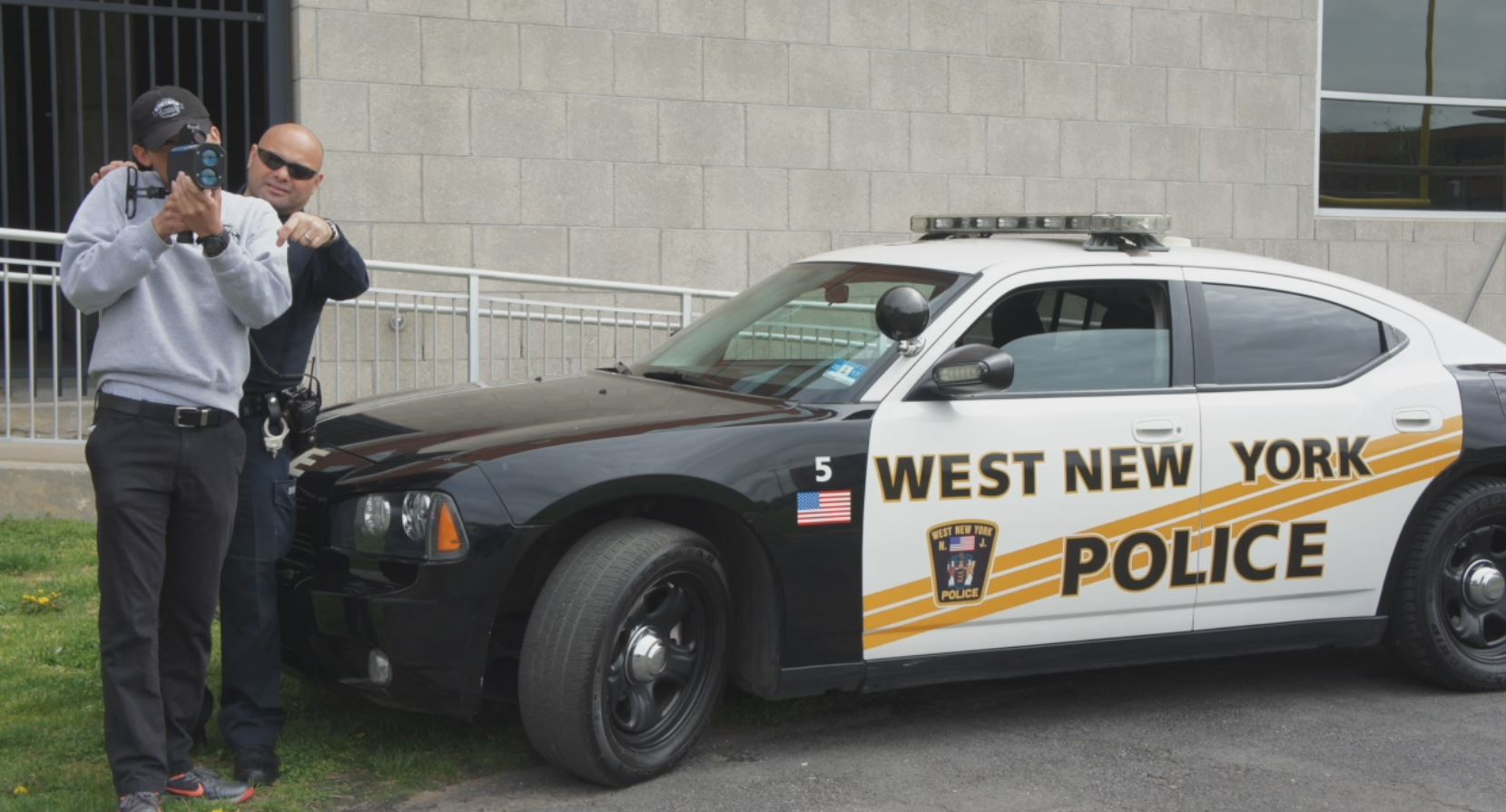 Memories — West New York Youth Police Academy
