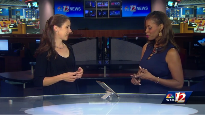 IMOVE Study - The NIH-funded study involving the IMPROVment® method was highlighted on the local WXII12 News featuring Christina Hugenschmidt, PhD. To find out more, watch the full video here: https://www.wxii12.com/article/using-art-to-combat-memory-loss/22689518