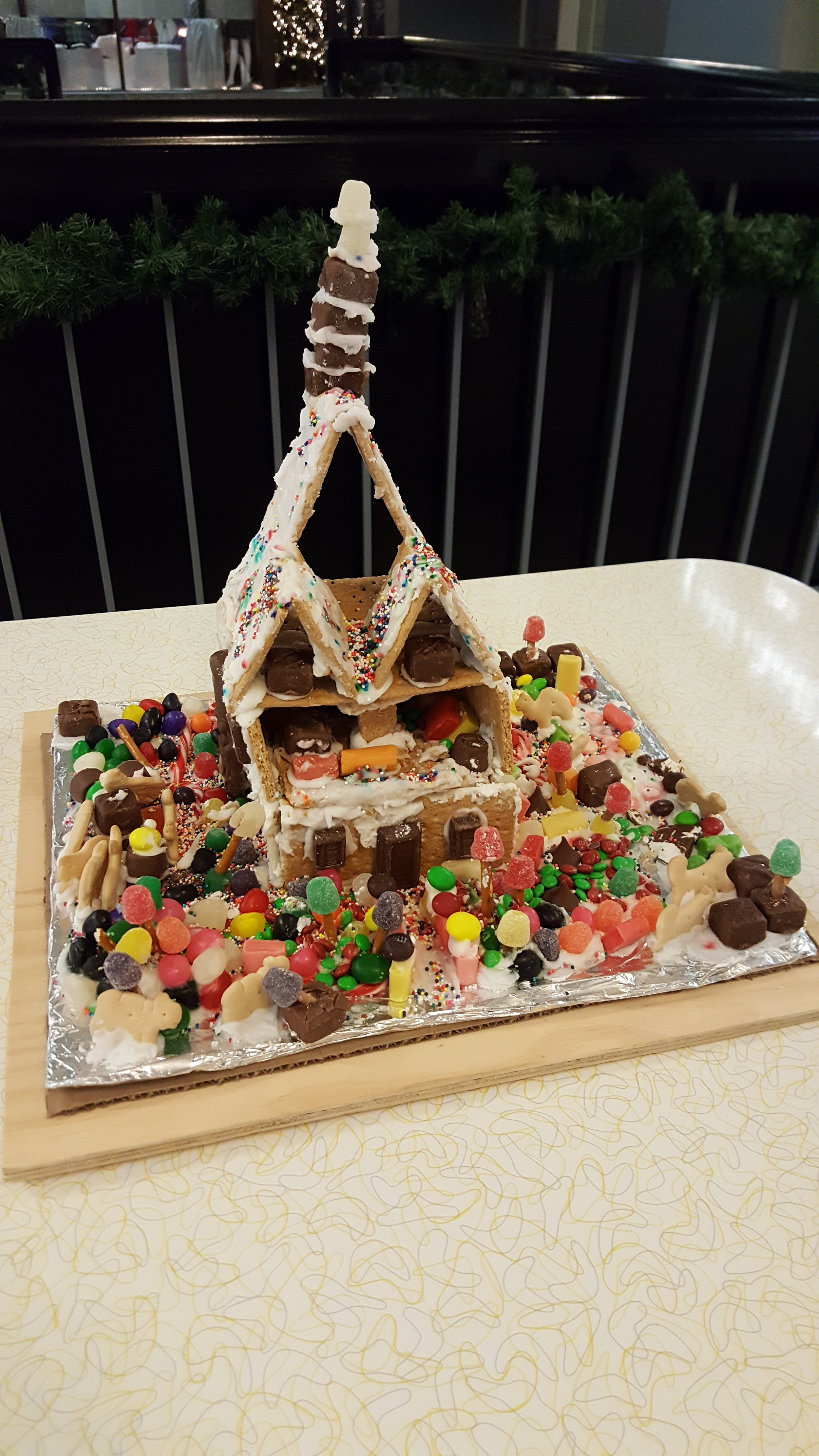 #6 Kade & Annika's Amazing Gingerbread HQ