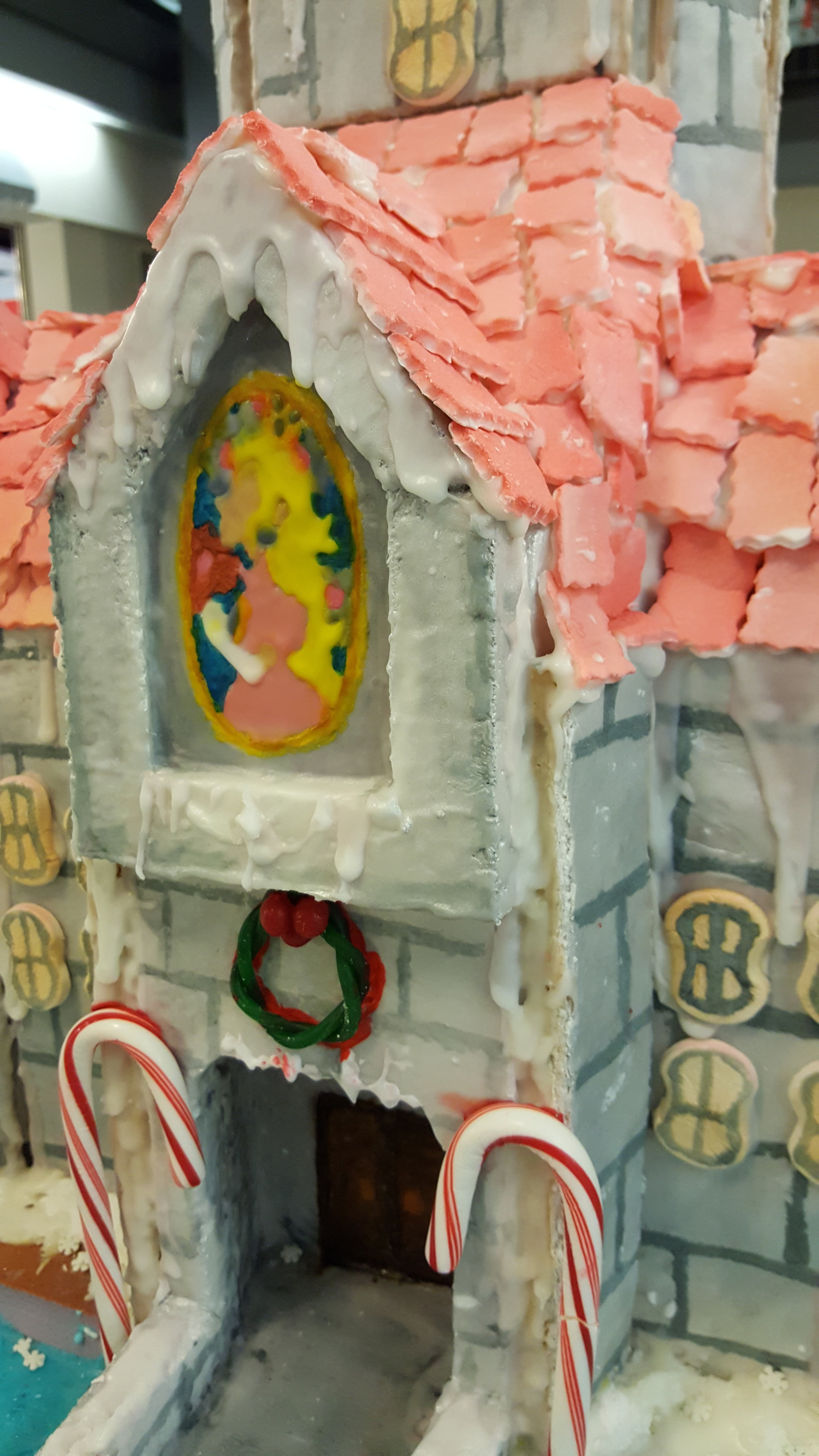 #1 Peaches Christmas Castle