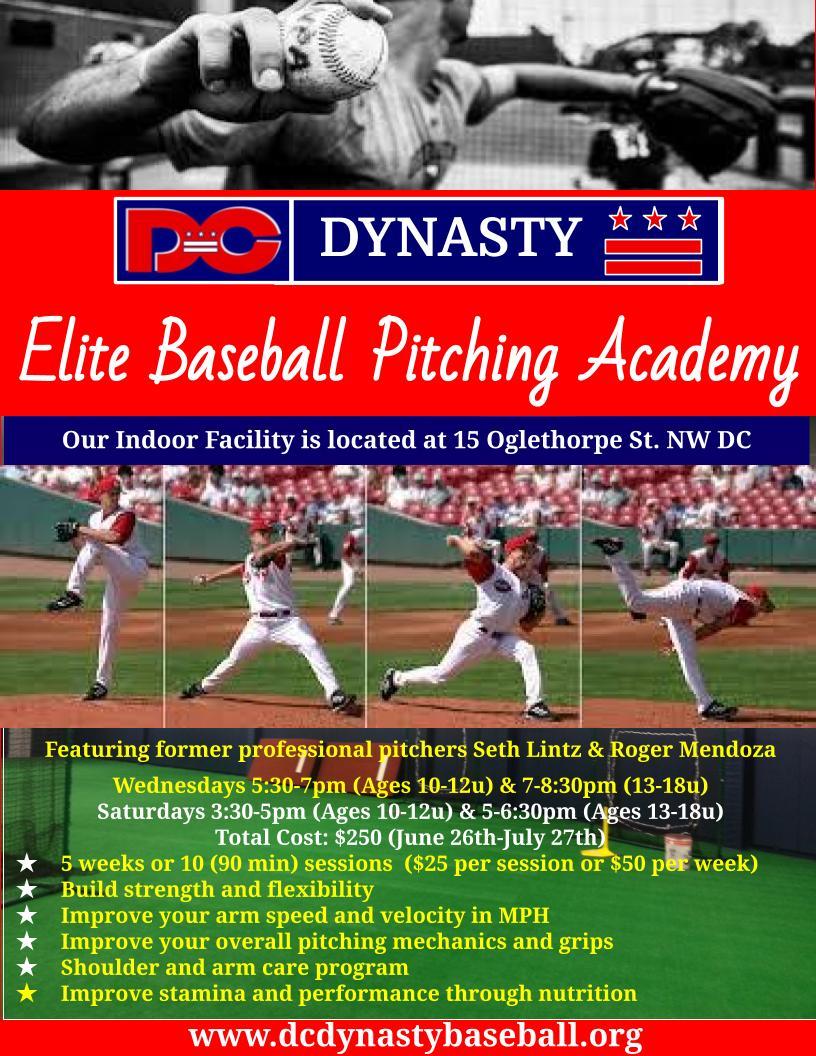 Elite Baseball Pitching Academy