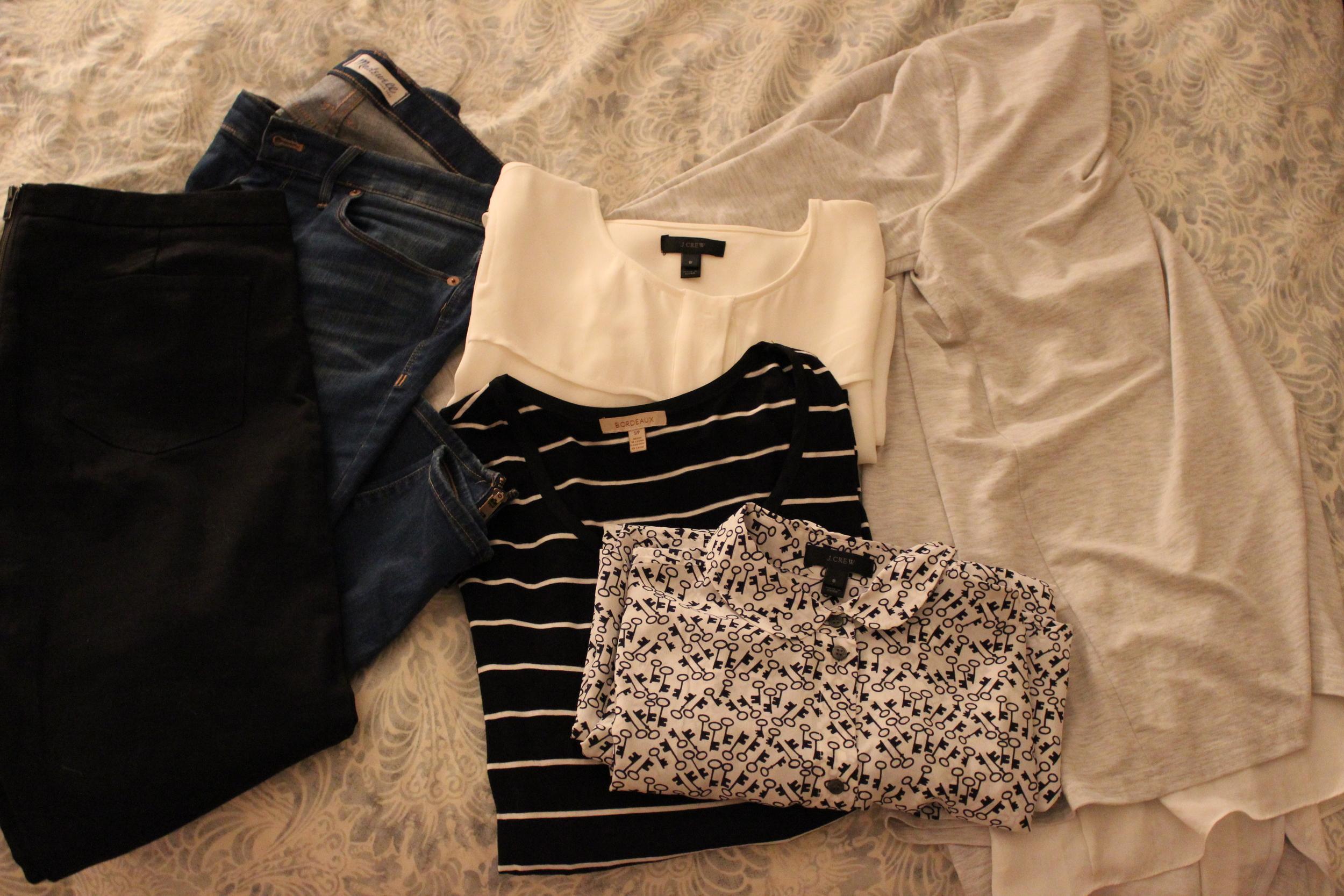 packing minimal 4