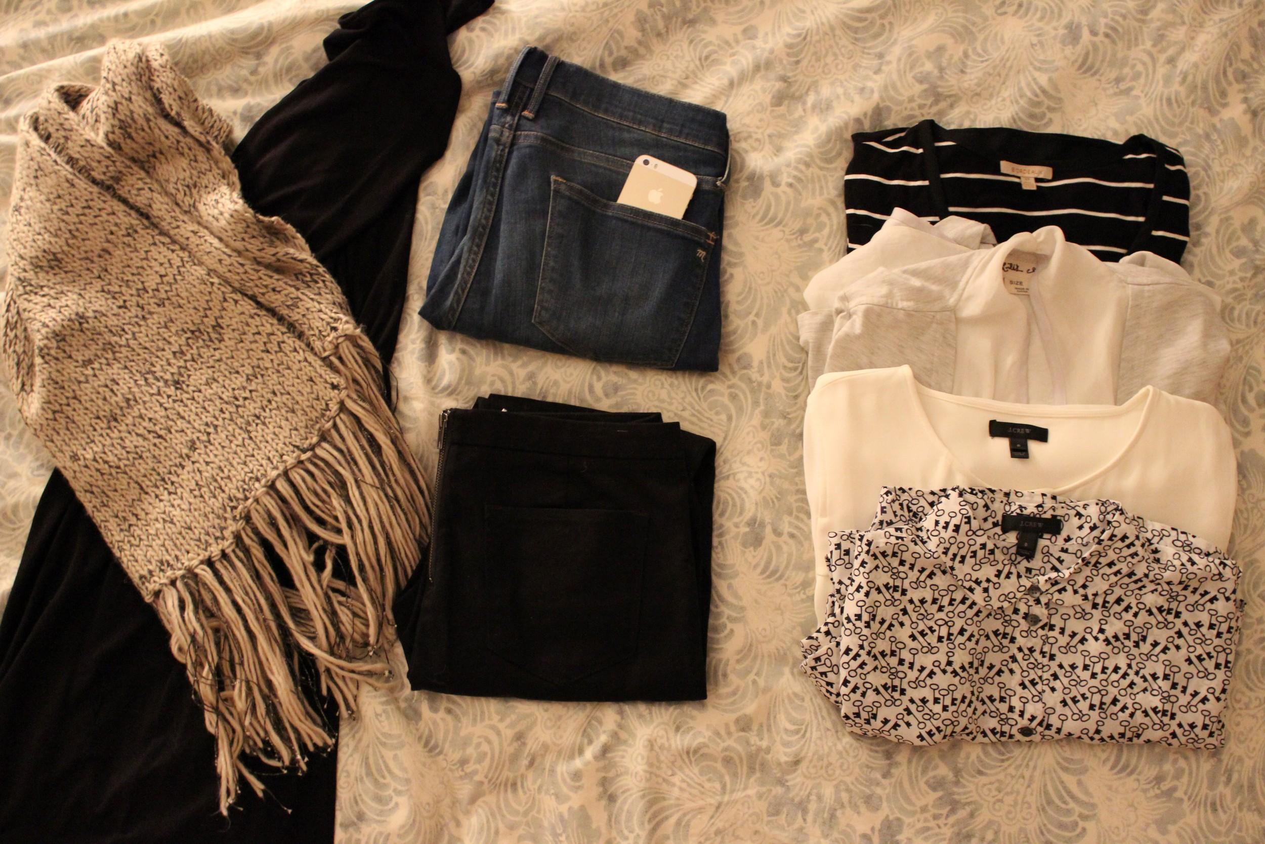 packing minimal 2