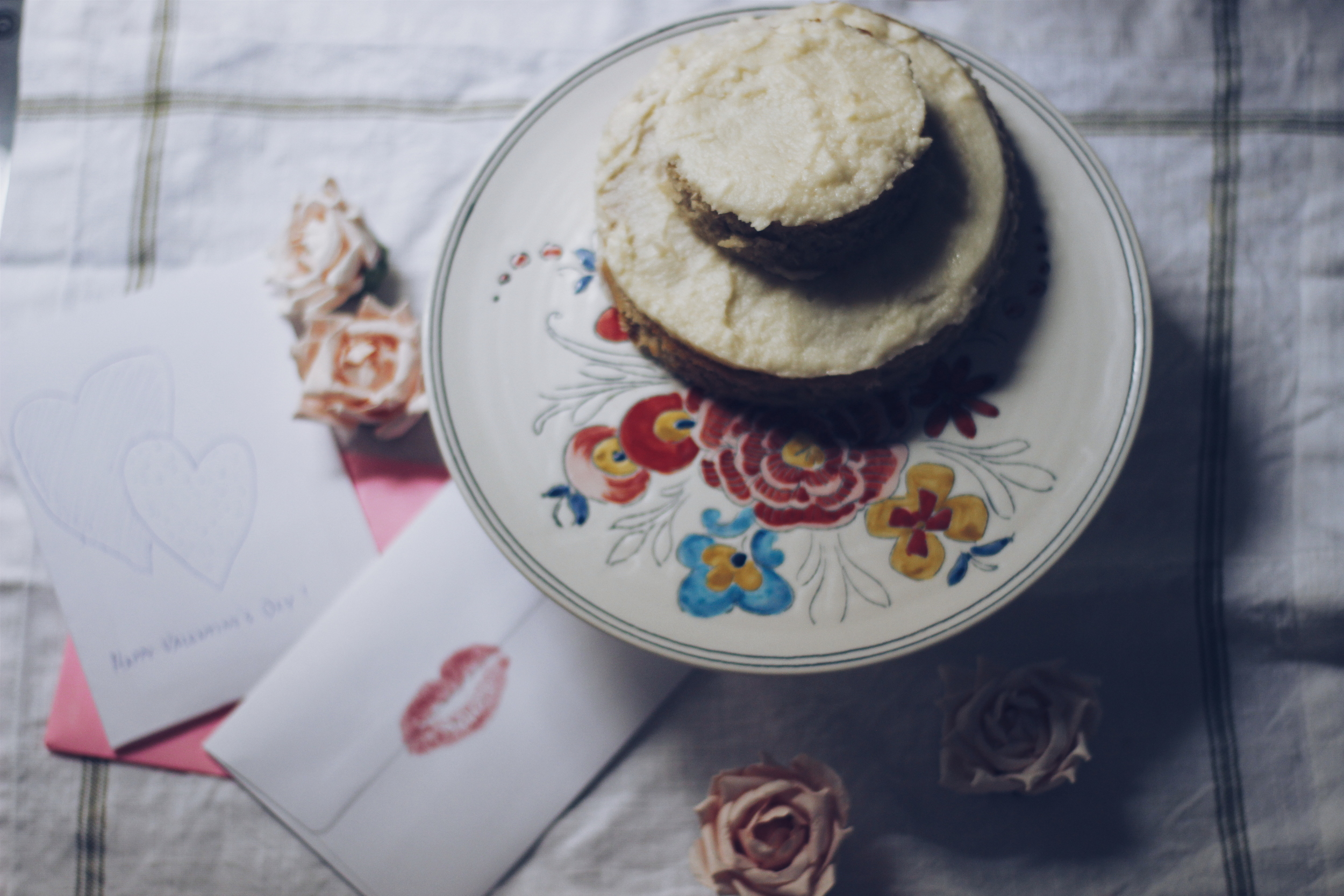 vanilla cake 4