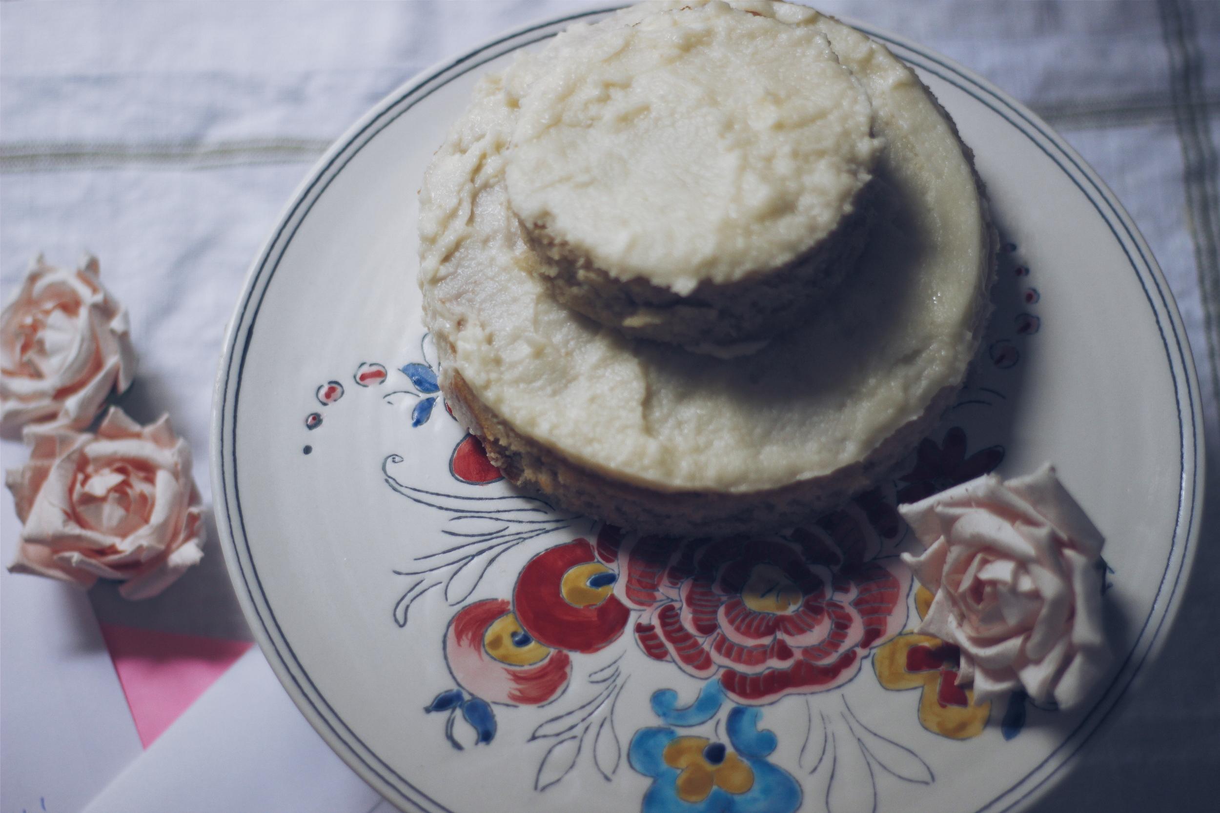 vanilla cake 3