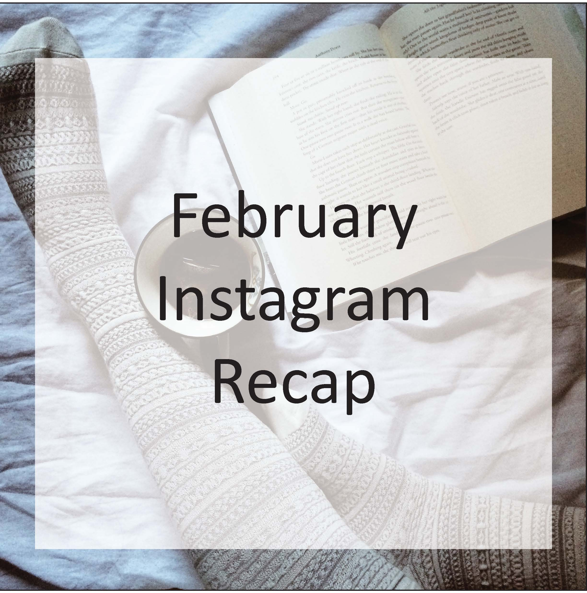 feb ig recap
