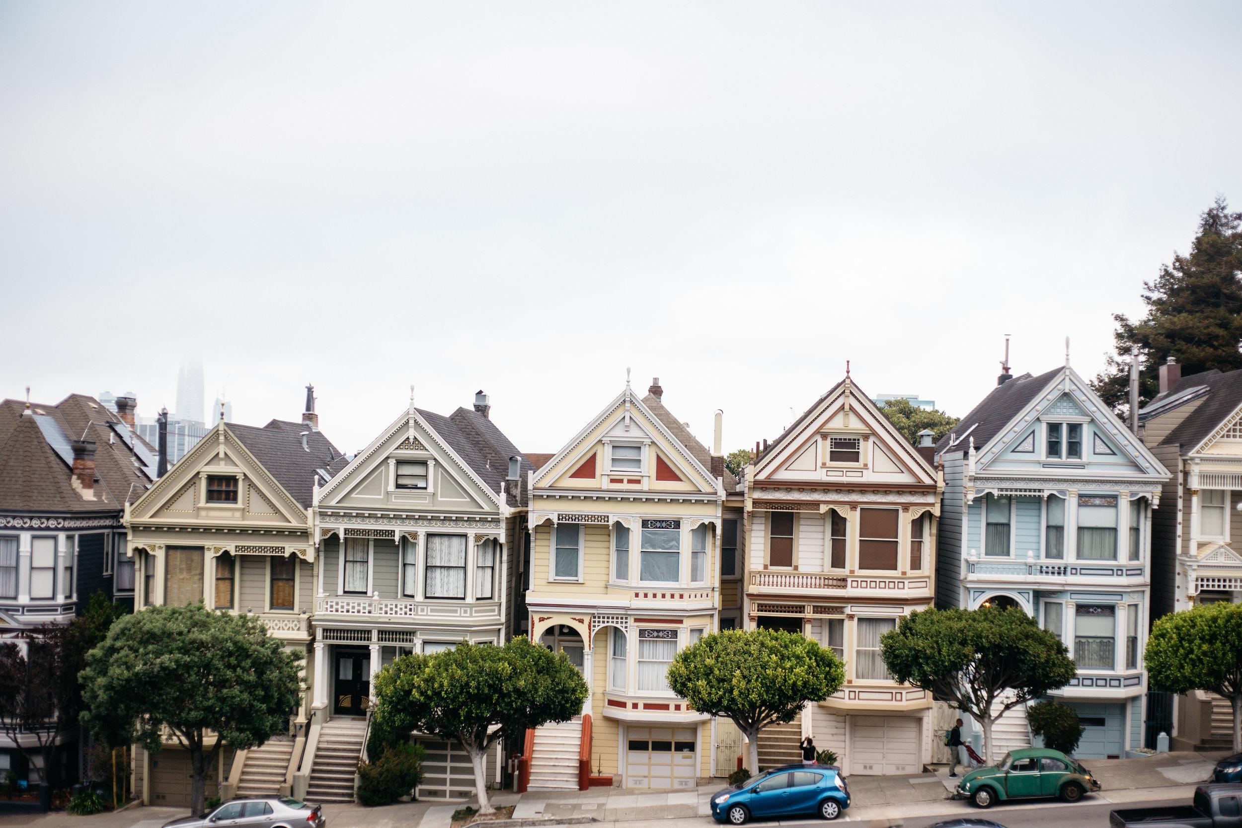San Francisco, CA - Aug 2017