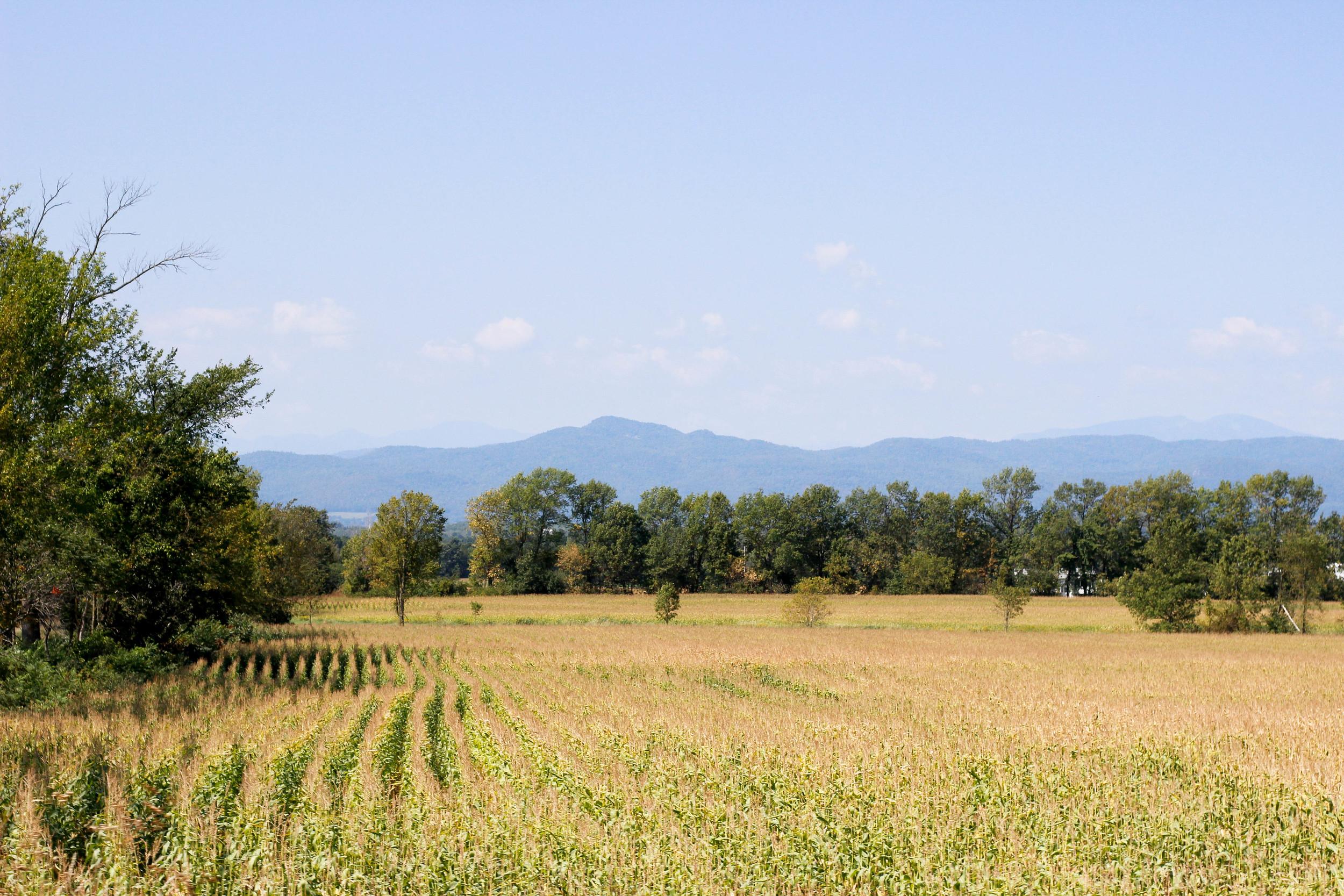 Hinesburg, Vermont - Sep 2015