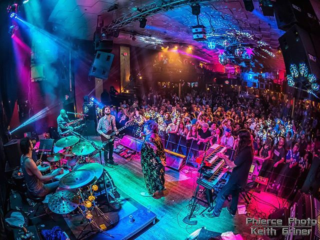 ATLANTA let's do this thang @terminalwest • Birmingham tomorrow at Saturn • All roads to #Jazzfest 🎶 for our VERY special #HouseOfBlues 🎷throwdown late Saturday night with @khrisroyal and a full set of #JimiHendrix covers 🔥