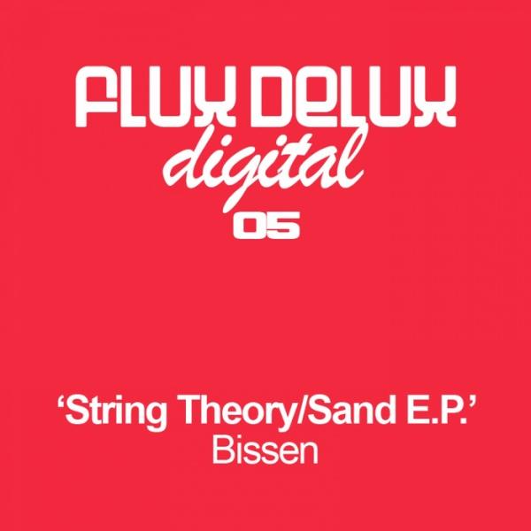 """Bissen """"Sand/ String Theory"""" • Flux Delux • 2006"""