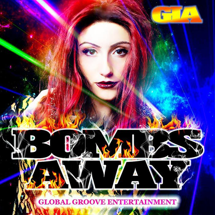"Gia ""Bombs Away (Victor Dinaire & Bissen Remix)"" • Global Groove • 2014"