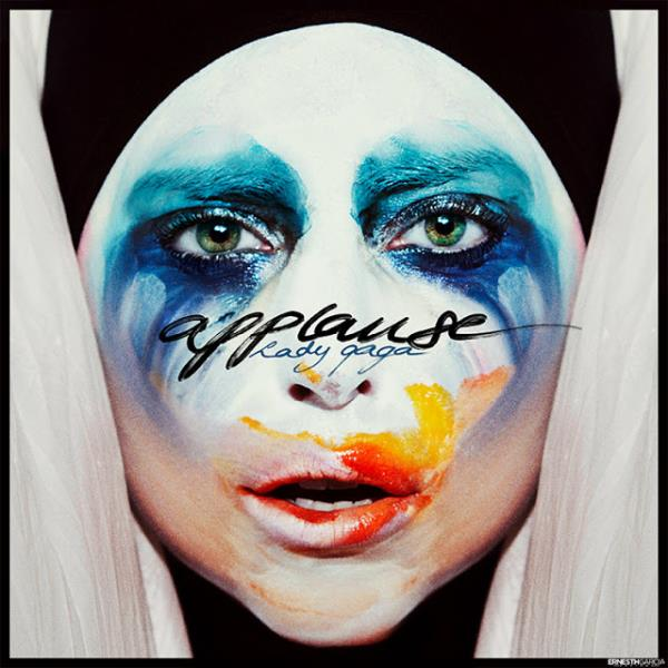 "Lady Gaga ""Applause (Victor Dinaire & Bissen Remix)"" • Interscope • 2013"