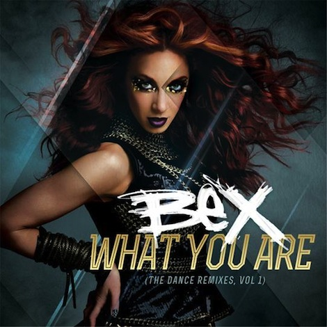 "Bex ""What You Are (Victor Dinaire & Bissen Remix)"" • Sybasonic • 2013"