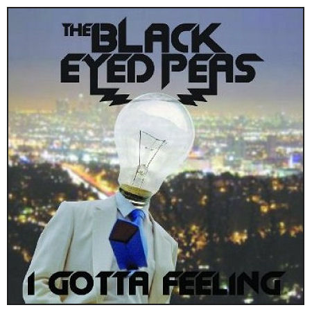 "The Black Eyed Peas ""I Gotta Feeling (Bissen Remix)"" • Interscope • 2009"