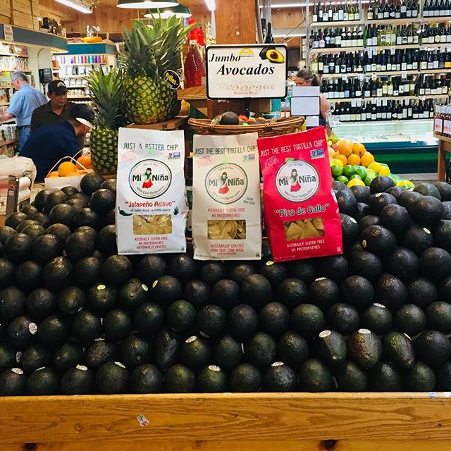 Get your chips at @idylwilde Farms Enjoy!  #nationalavocadoday #nongmo #glutenfree #dairyfree and delicious!