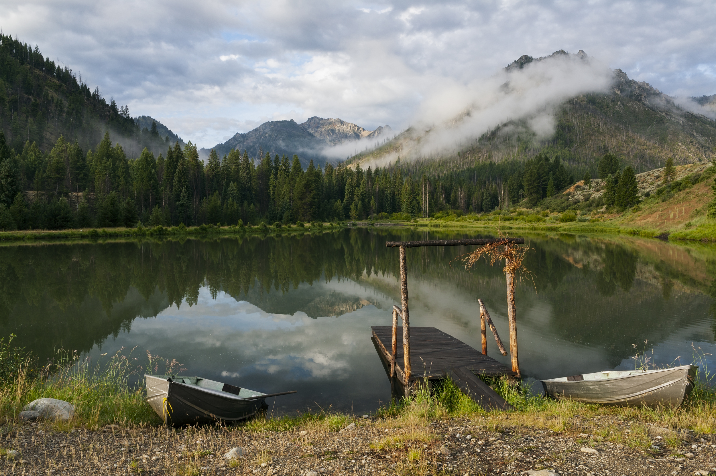 W23094h-id-Mountain lake with boat dock.jpg