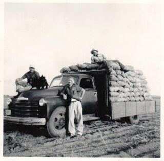 1955 - Harry p., John and paul