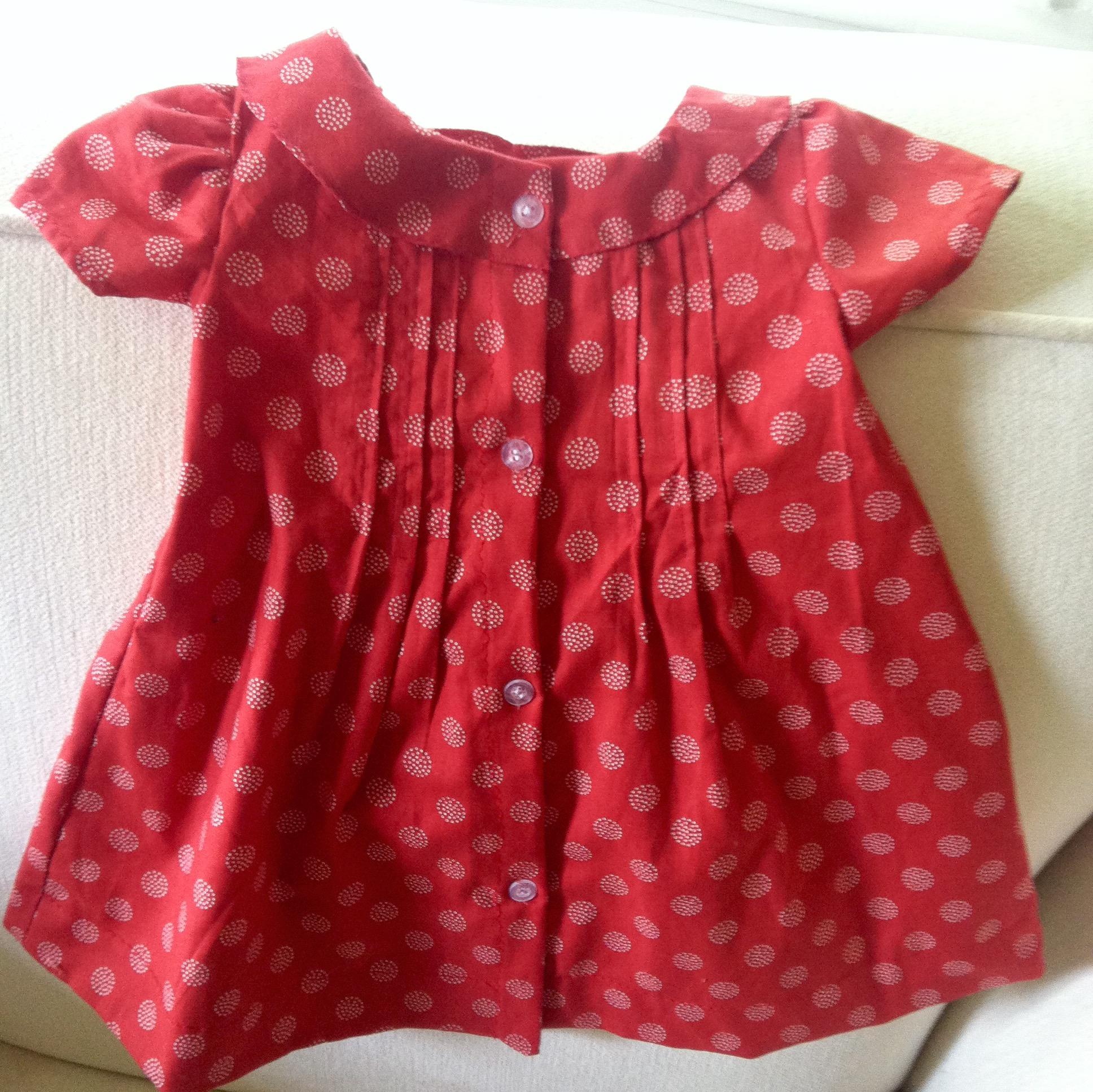love aunt maggie | duggar dress