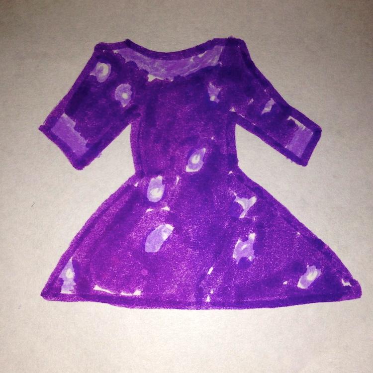 love aunt maggie | twirly dress