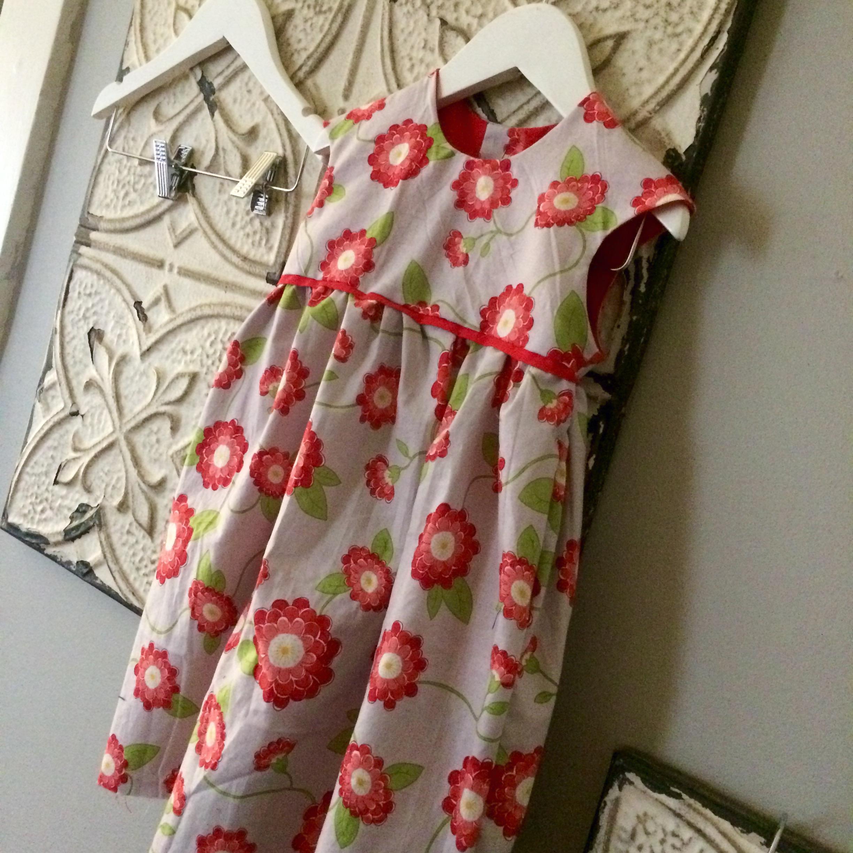 love aunt maggie | poppy dress for maya