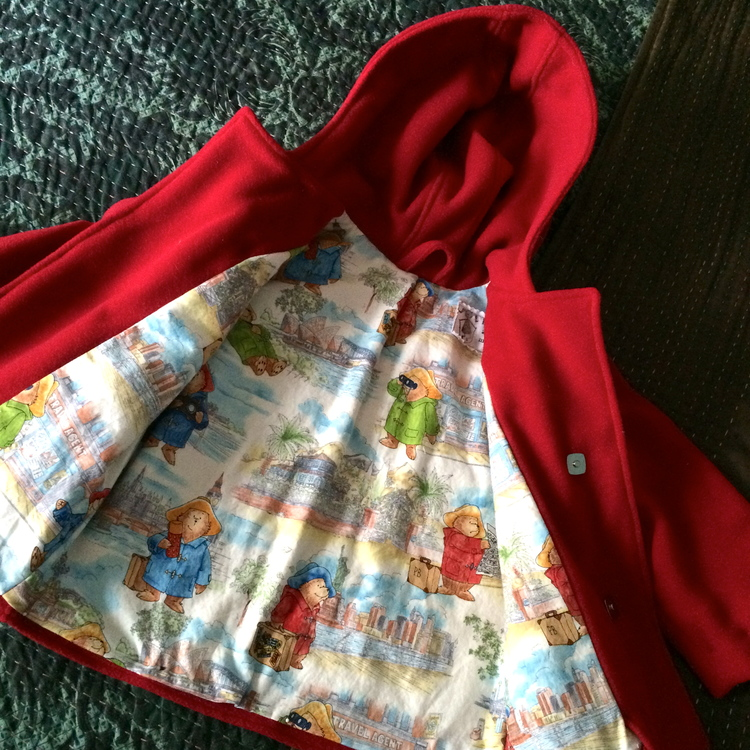 love aunt maggie | paddington bear costume