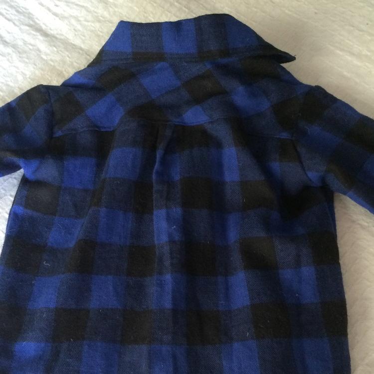 love aunt maggie   lil man flannel